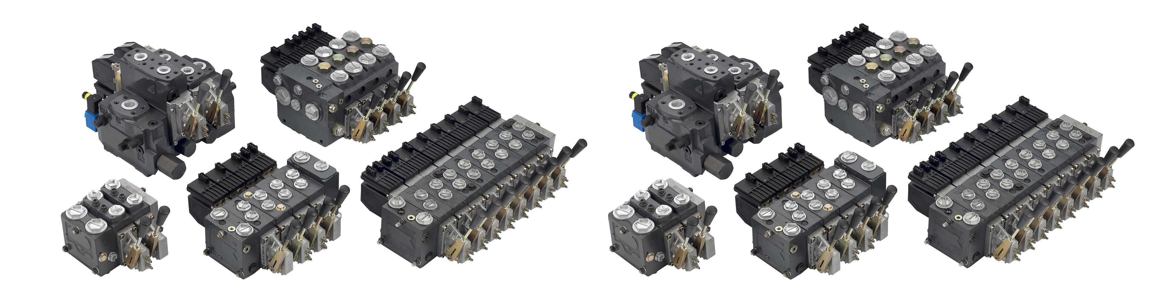 Danfoss Proportionalventile PVG 16