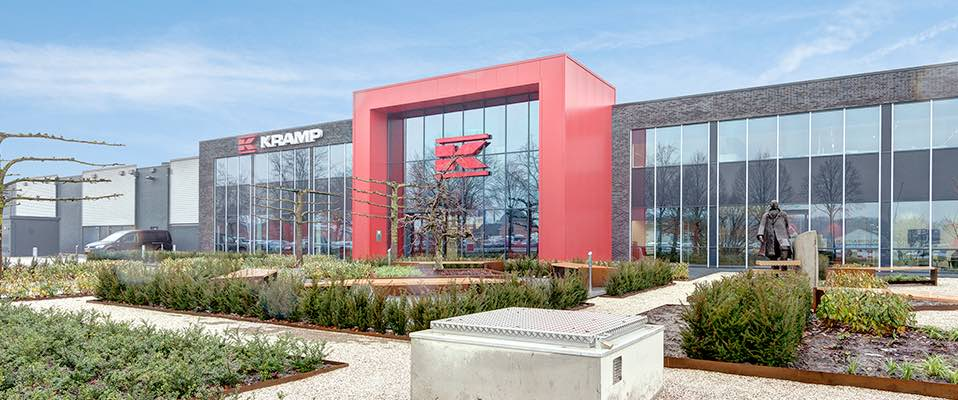 Kramp: from one-man operation to leading agricultural company