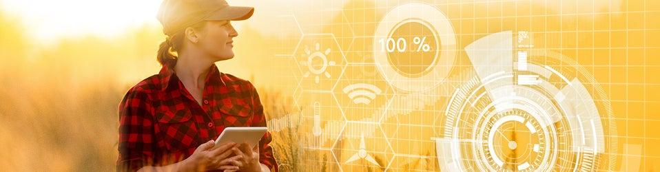 Die Zukunft der Landwirtschaft voraussagen