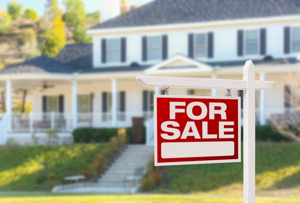 Appointing an estate agent to sell your property