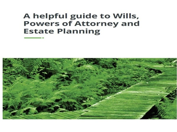 A Helpful Guide to Wills and Estates