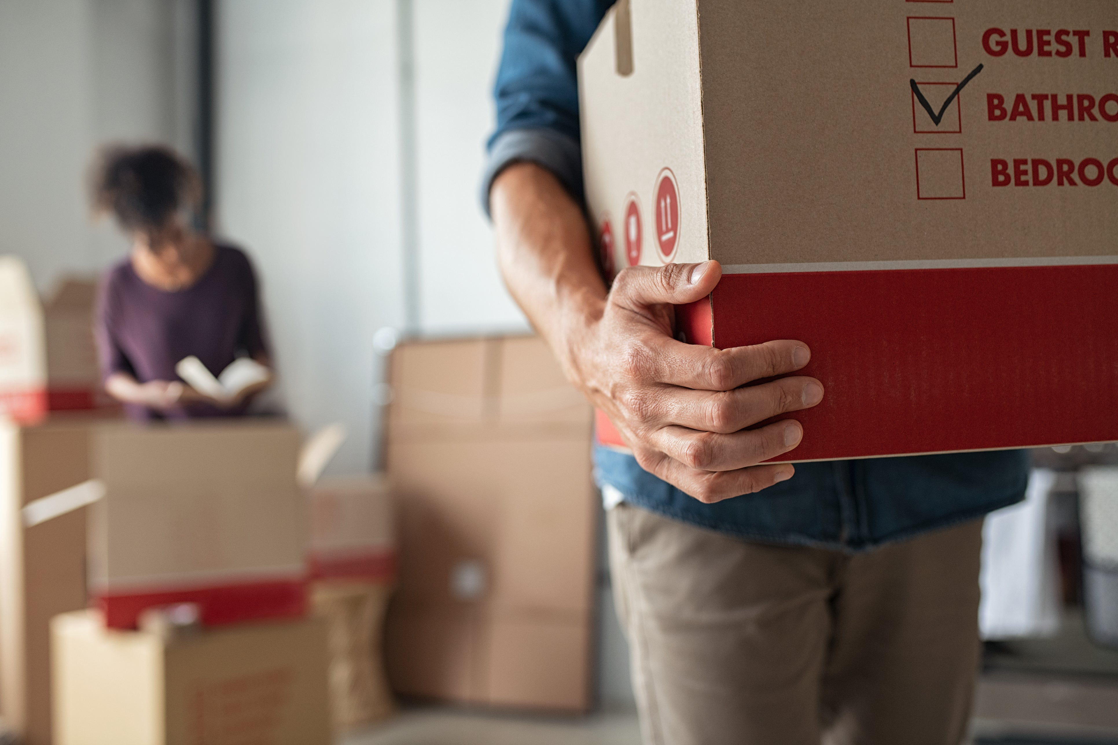 How to plan living arrangements when you first separate