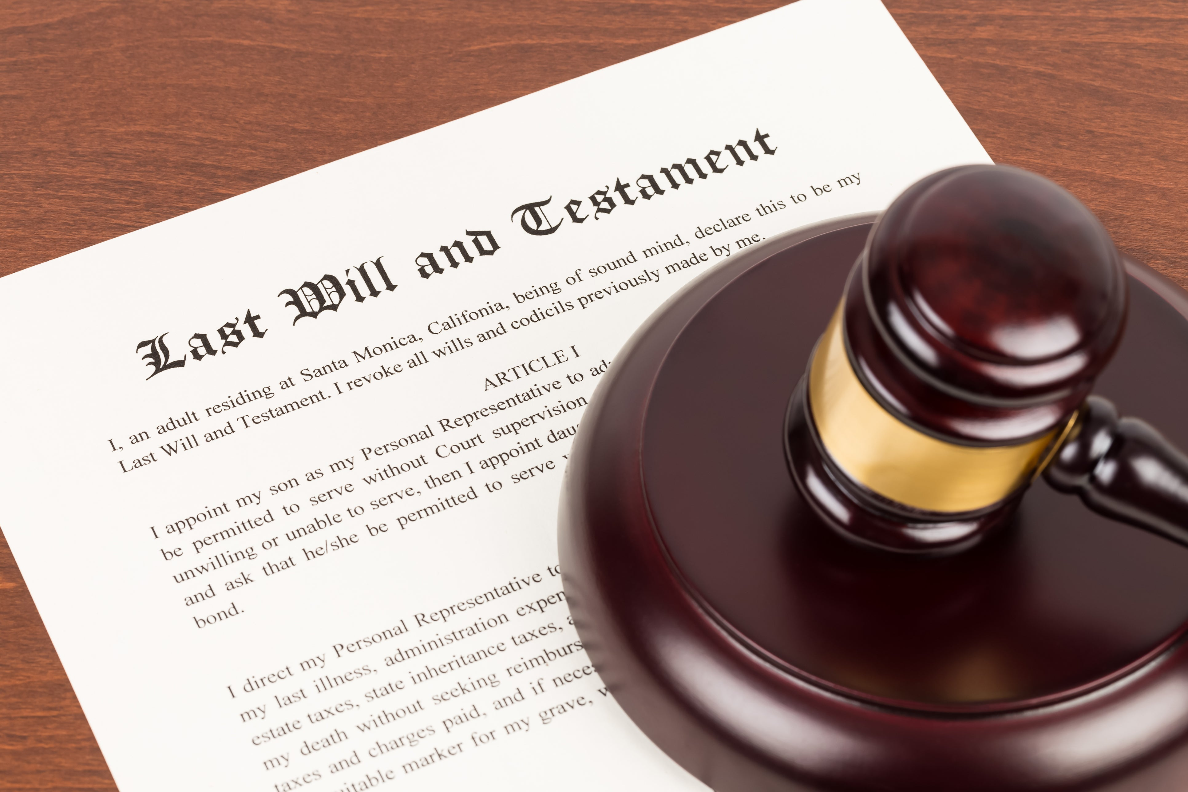 Challenges to Wills – Court is not the only way