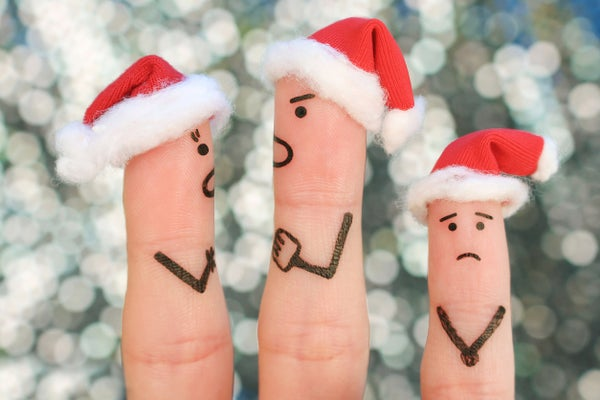 Dealing with Family Violence at Christmas
