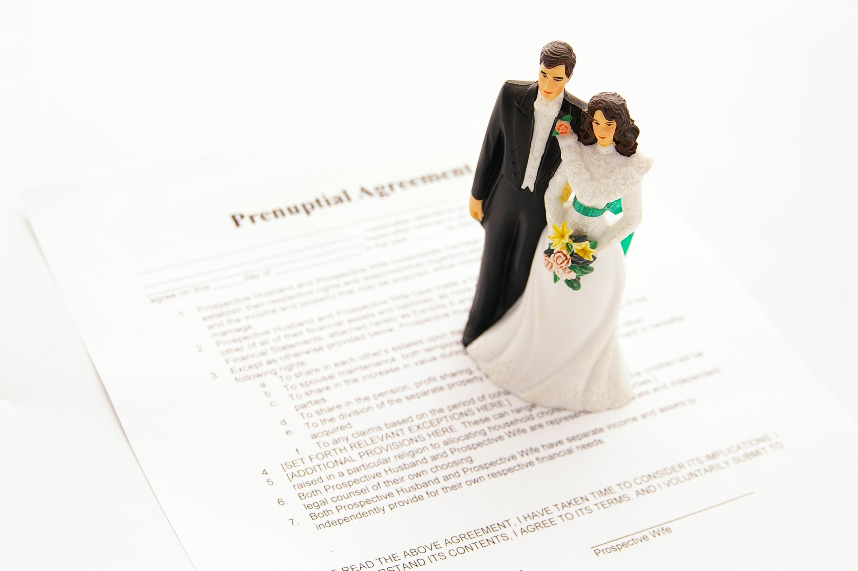 Why do I need a Prenuptial Agreement?