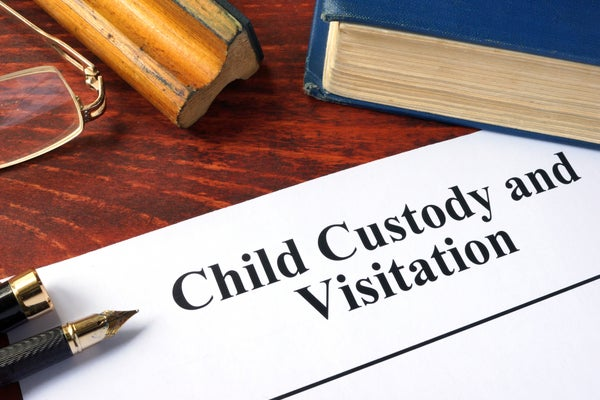 Changing child custody arrangements for school holidays