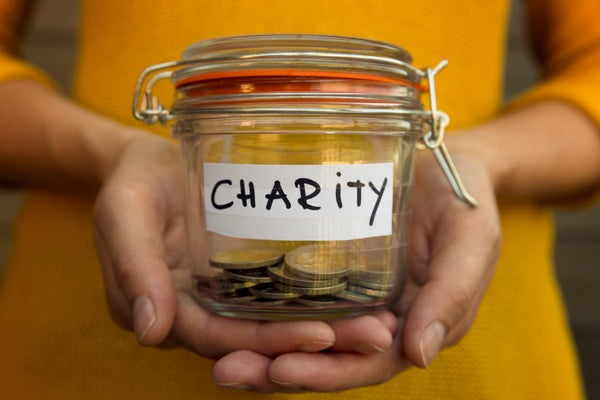 Can I leave money and assets to a charity in my Will?