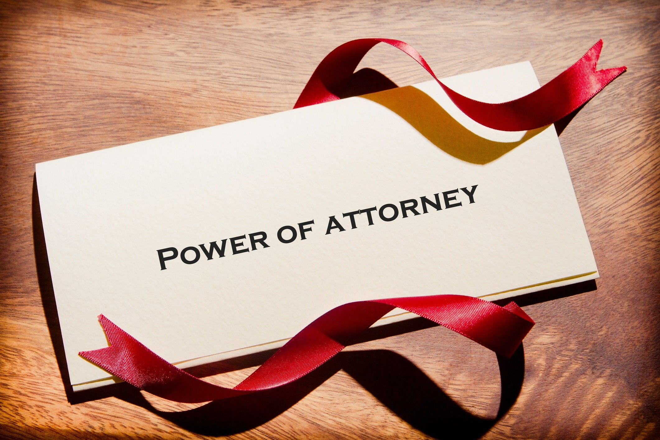 Victoria's Powers of Attorney Act 2014