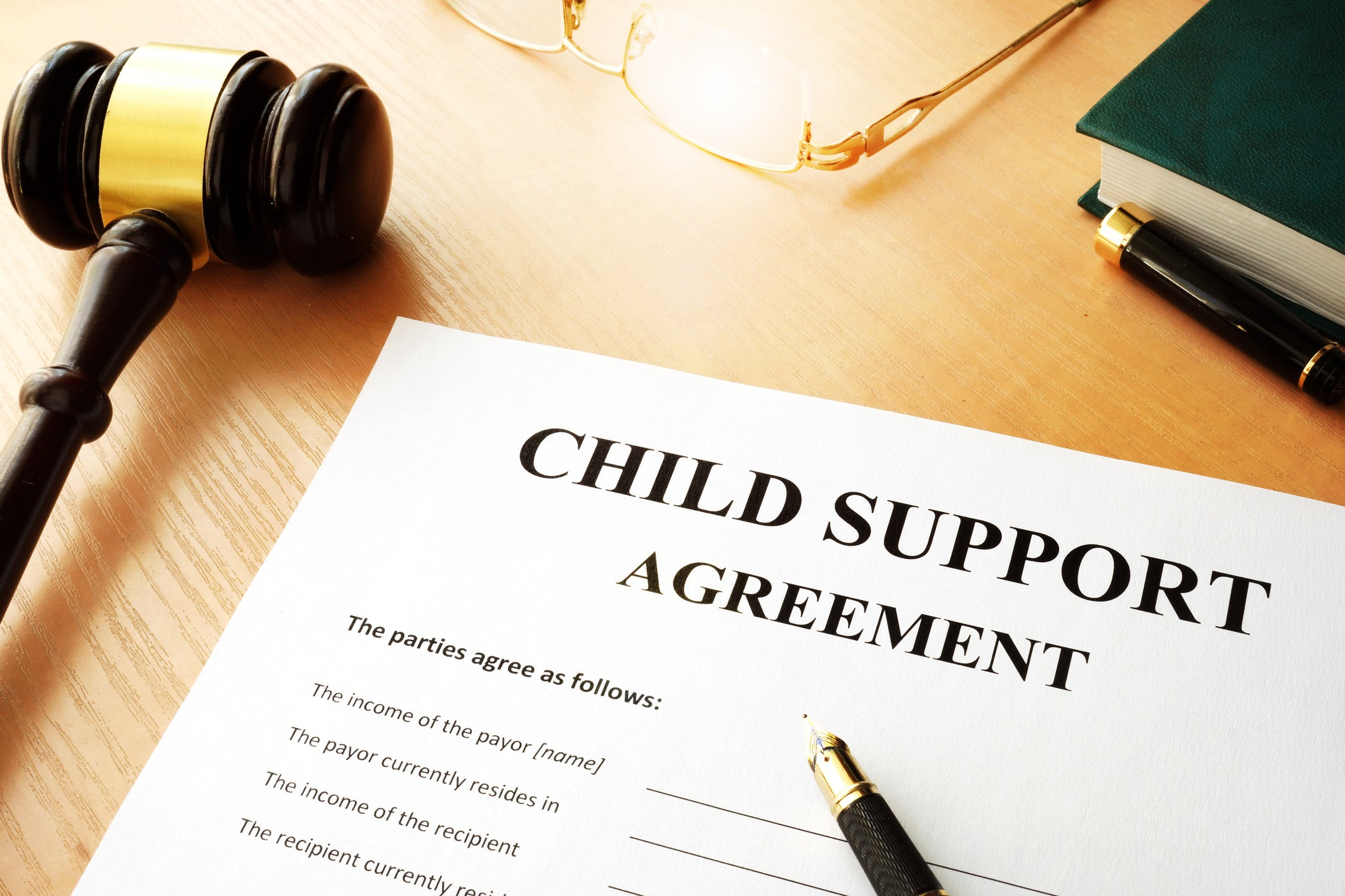 Binding Child Support Agreements - Almost Always Binding