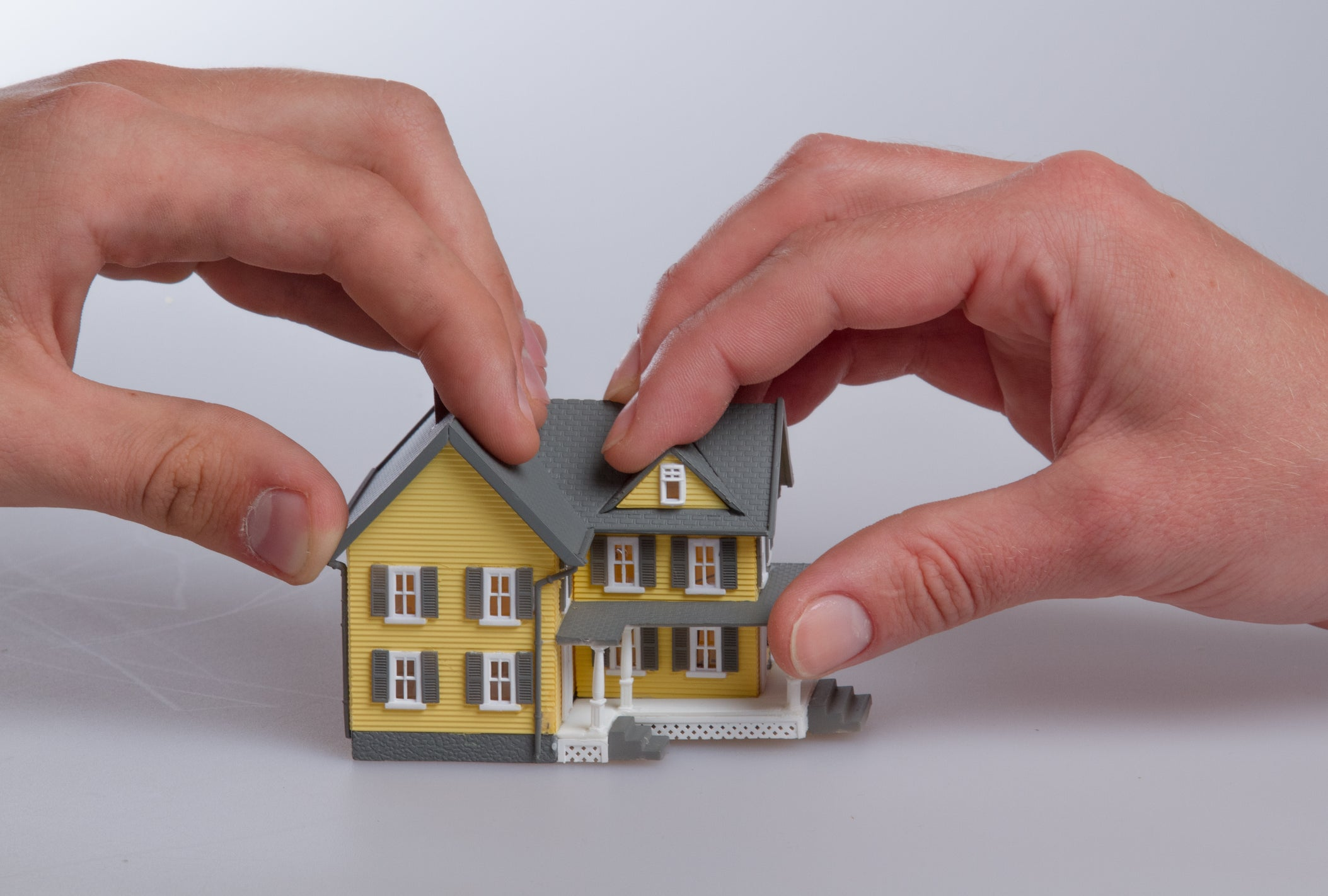 Selling the family home following separation