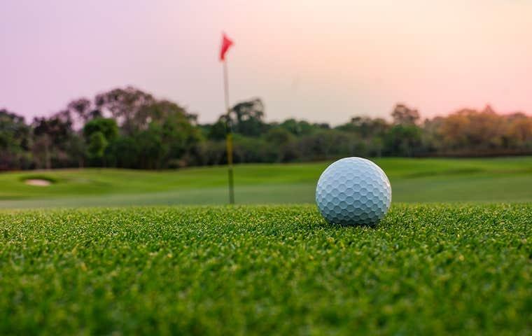 a golf course in alpharetta georgia