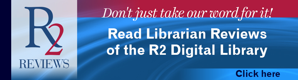 See What Librarians Say about the R2 Digital Library