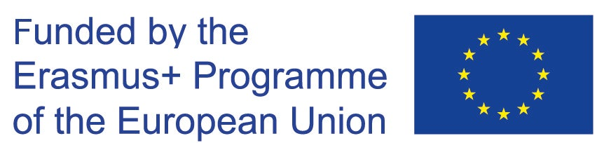 European Union Flag - This project was funded by the Erasmus+ Programme