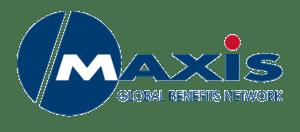 Maxis GBN logo