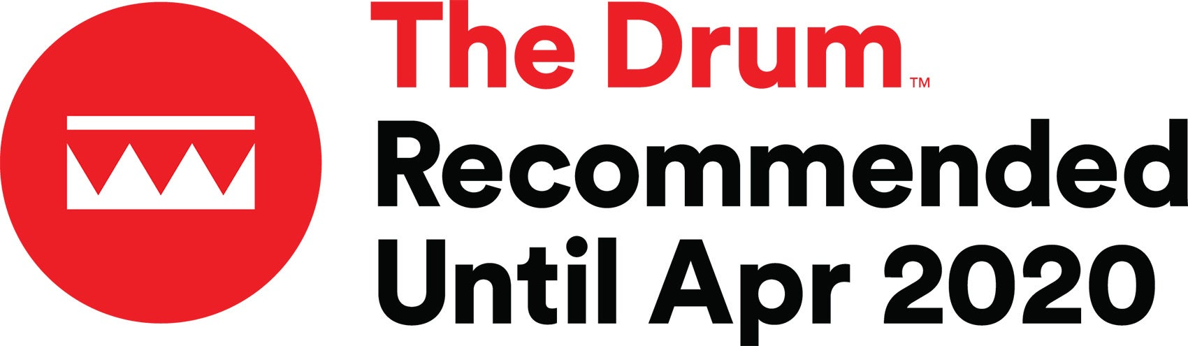 The Drum Recommended logo