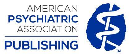 American Psychiatric Association Publishing logo