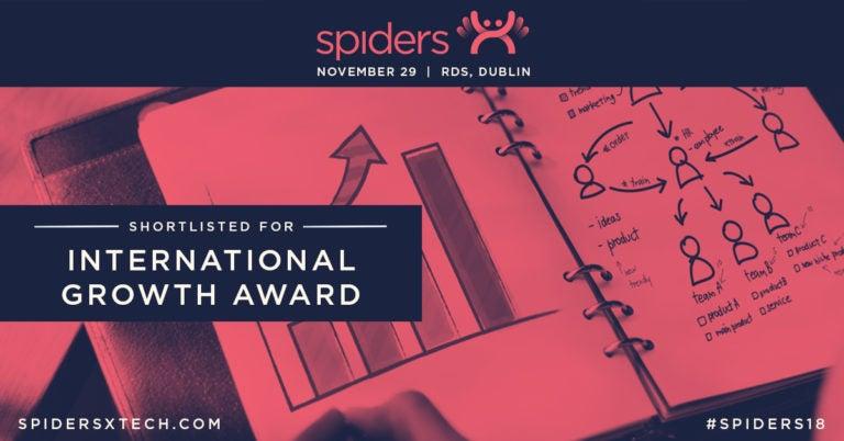 i3 Digital Shortlisted for Ireland's most Prestigious Digital Awards