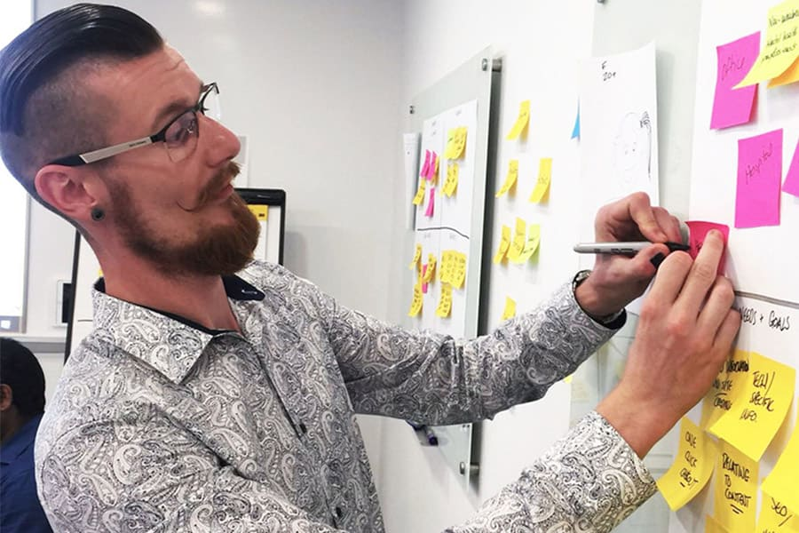 Stephen Currie - UX Designer, i3 Digital