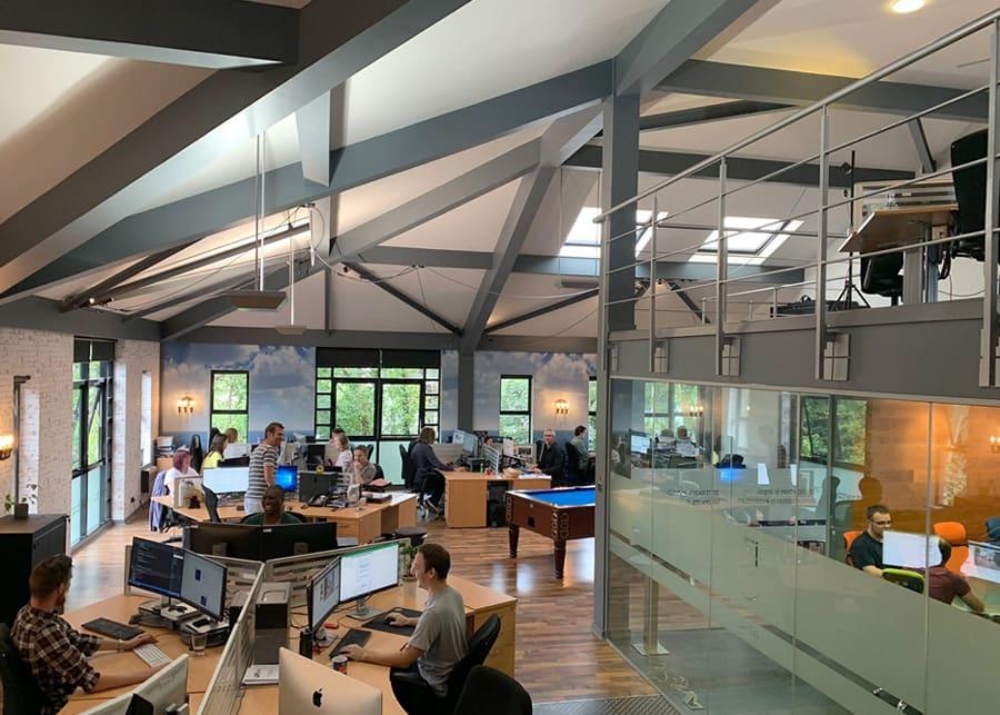 i3 Digital Office Belfast