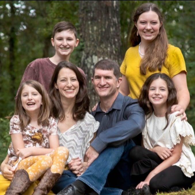 Family photo Heather Hinton