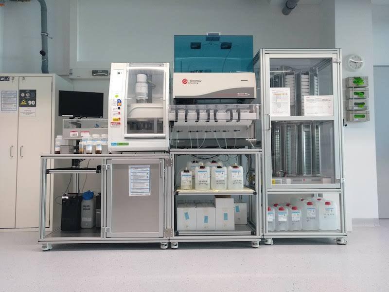 Chemagic ™ MSM I instrument