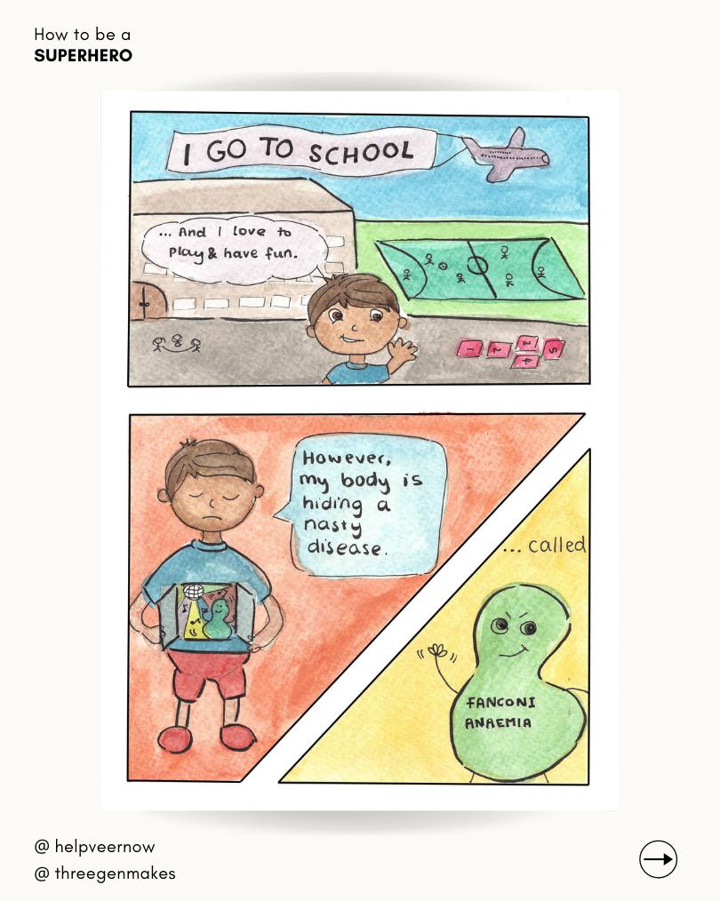 Veer comic