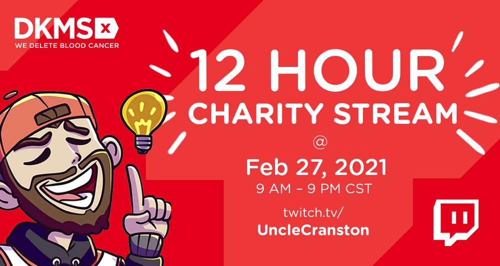 Ransom Donor tile image - charity stream feb27 2021