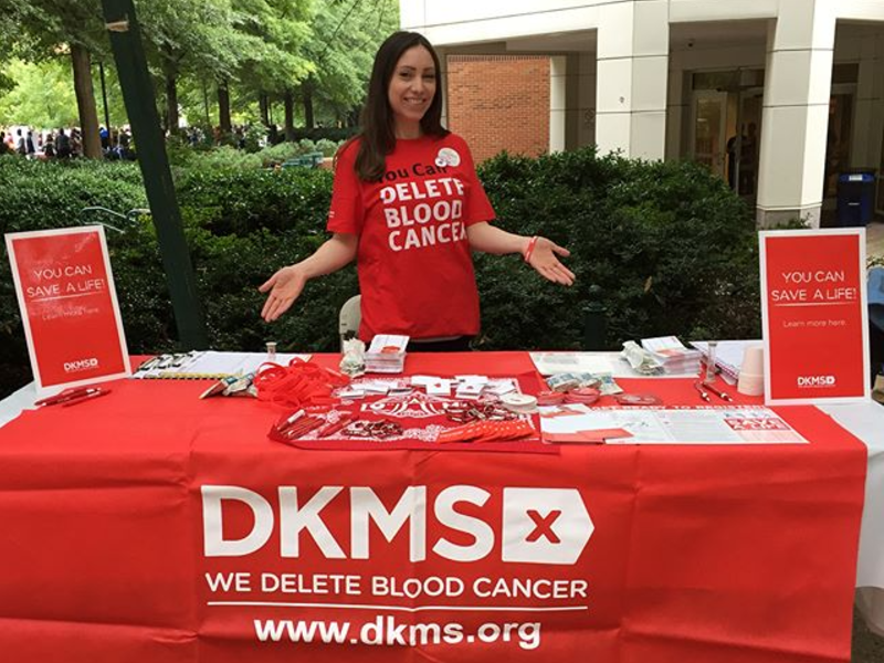 DKMS Donor Drive