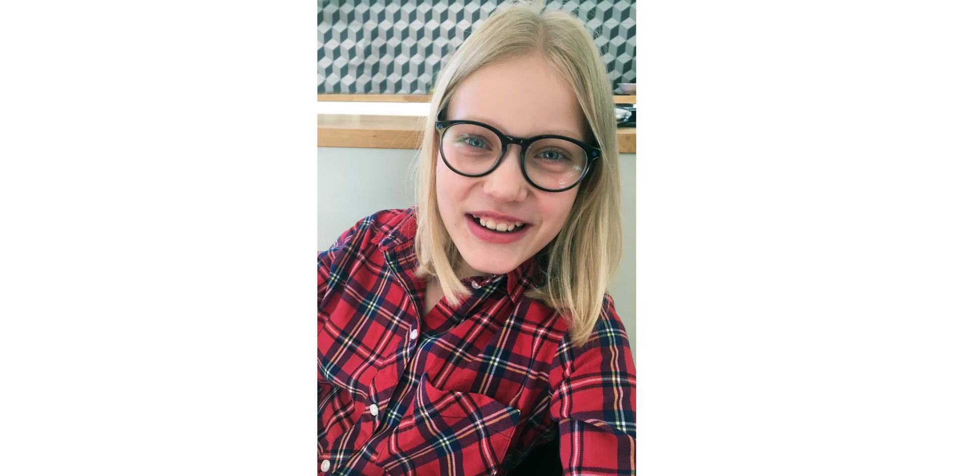 Amelia DKMS Patient