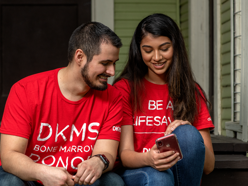 DKMS Virtual Donor Drive