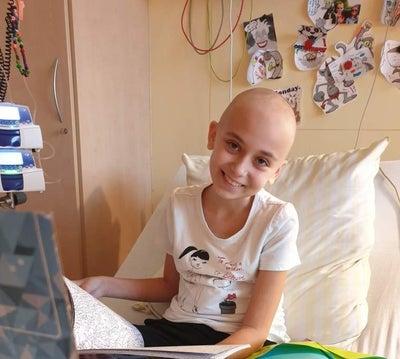 Leonie patient DKMS