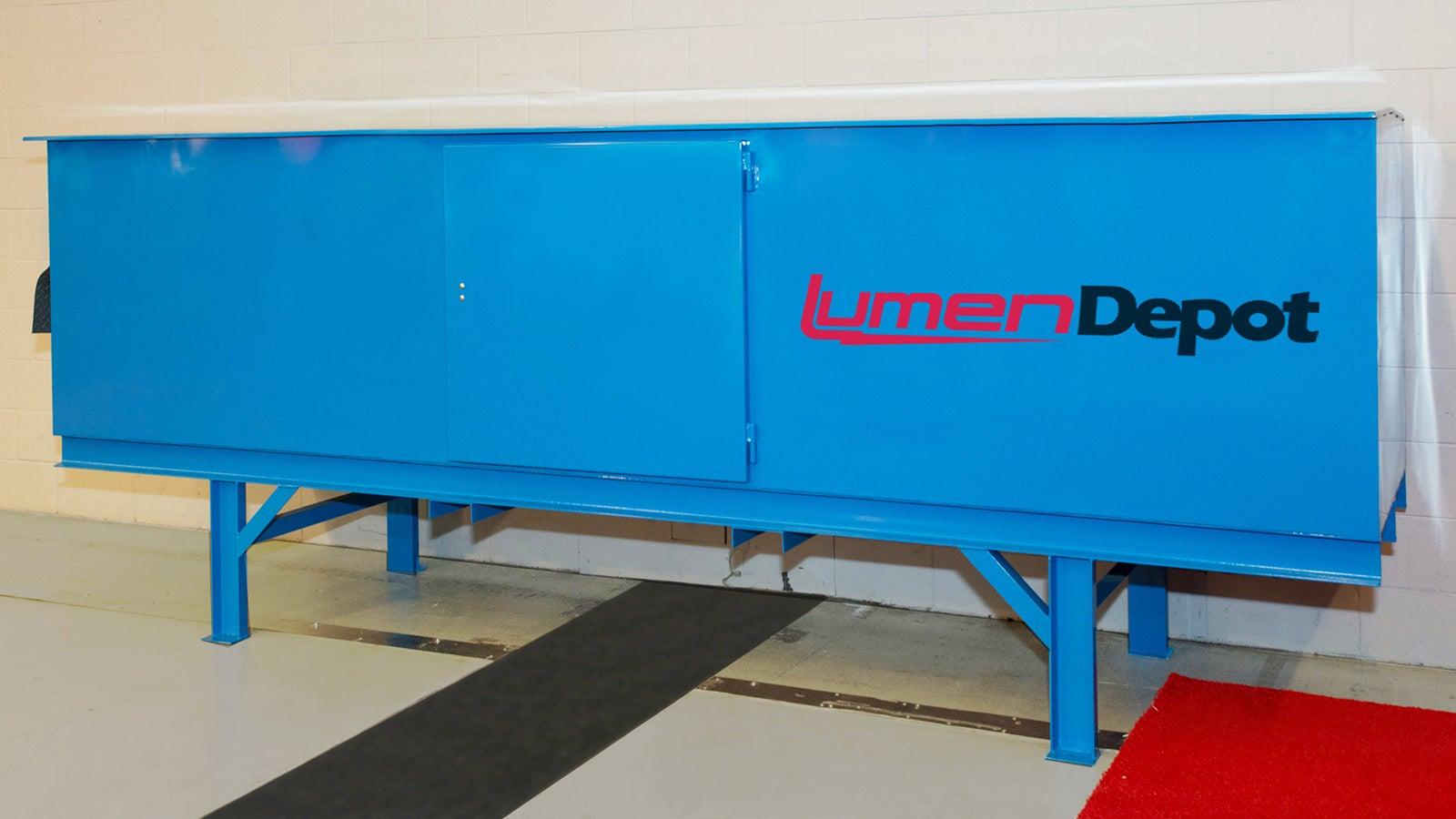 Lumen Depot Secure Container