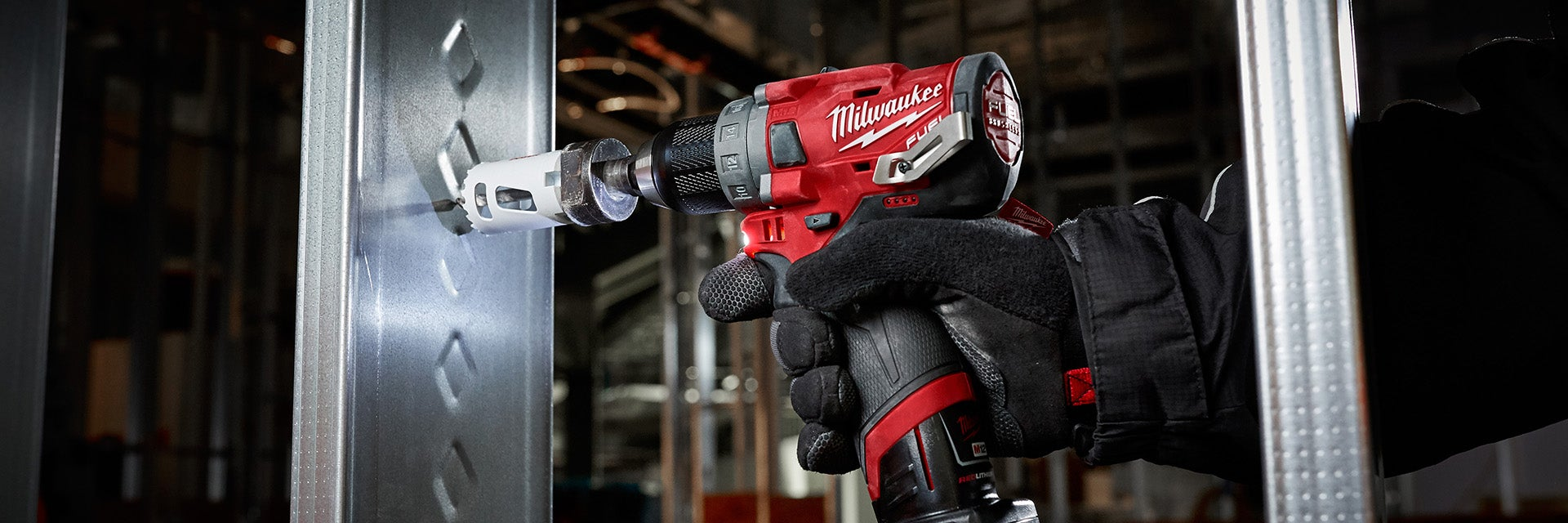 Milwaukee renowned battery tools