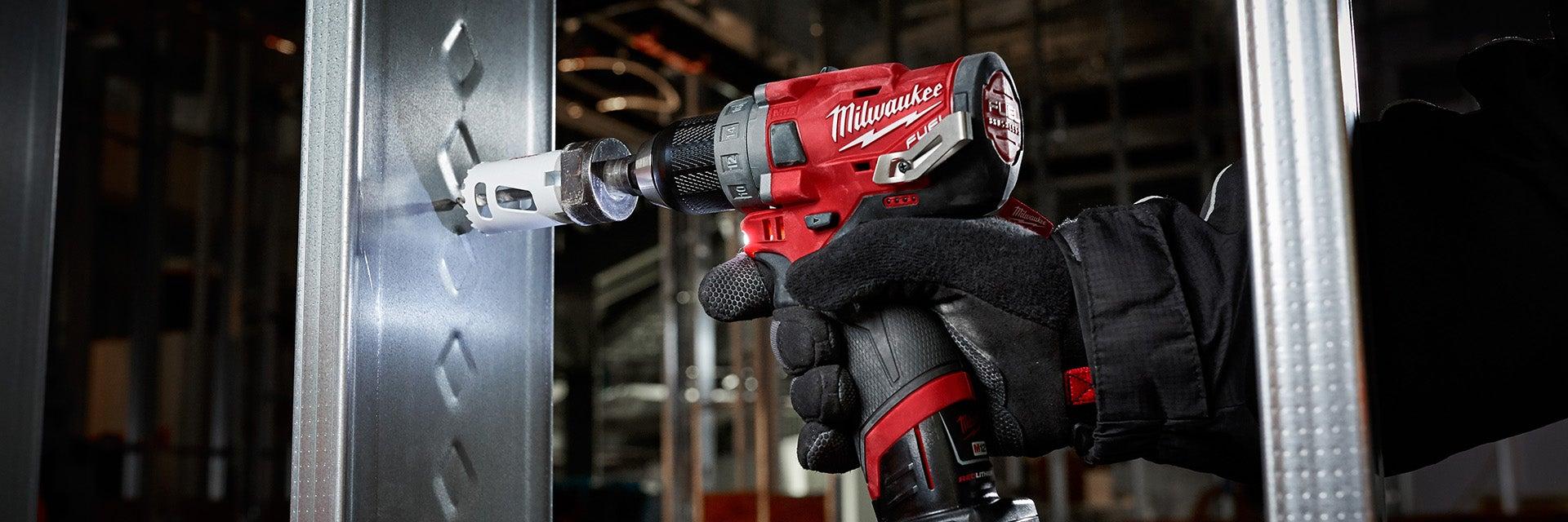 Milwaukee, une gamme d'outils de renommés