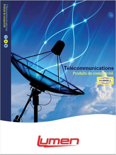 Hubbell -  Télécommunication et produits de connectivité