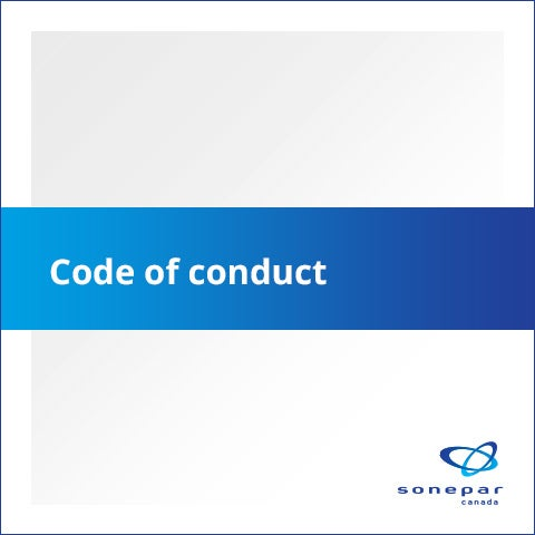 English Code of Conduct