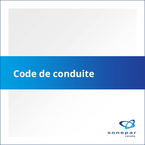 Code de conduite français