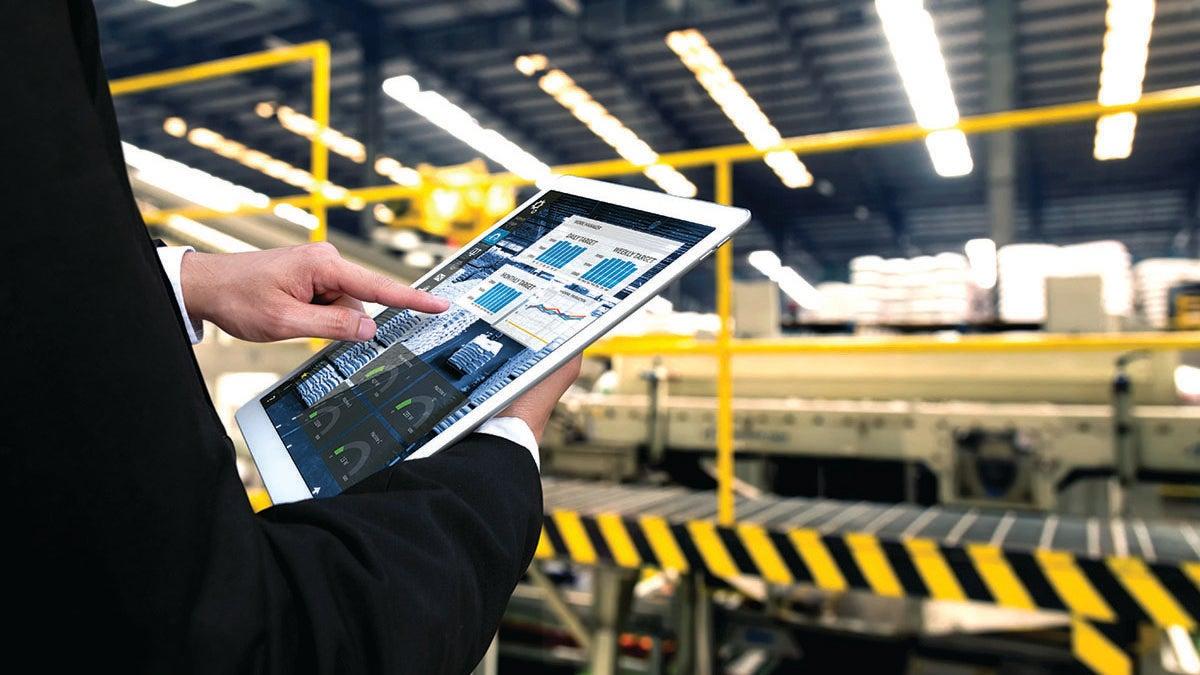 Lumen Nous pouvons vous assister pour une solution MES pour votre usine