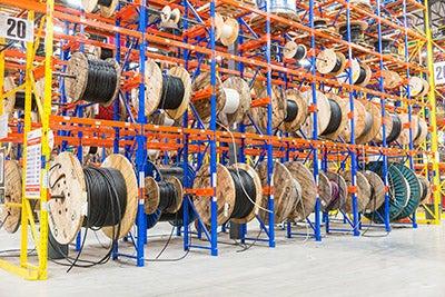 Inventaire de câble chez Lumen