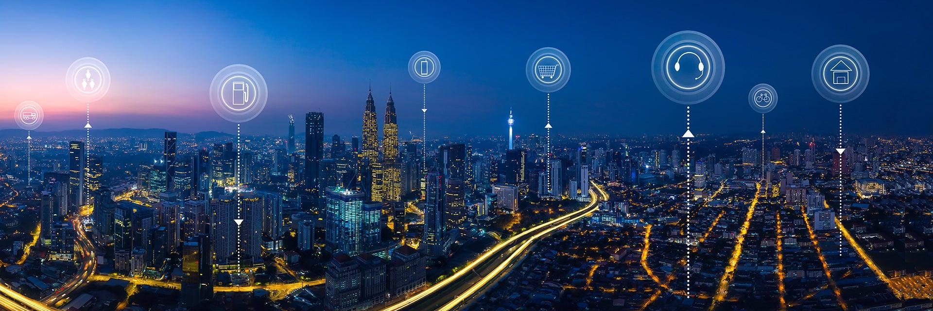 Lumen et l'ère de la communication des données numériques