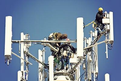 Telecommunication Lumen market