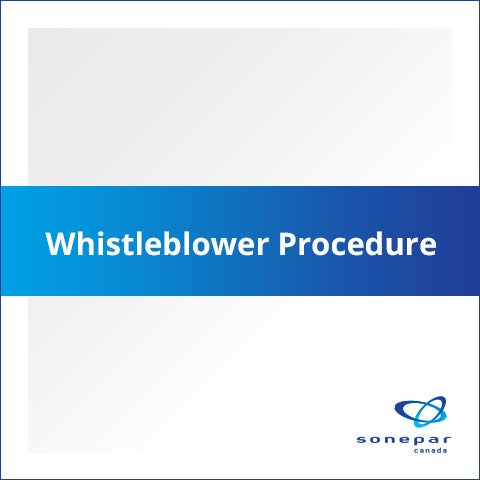 English whistleblower Procedure
