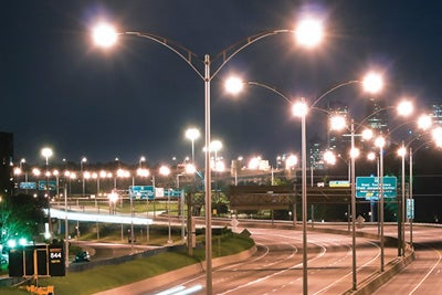 Municipal lighting