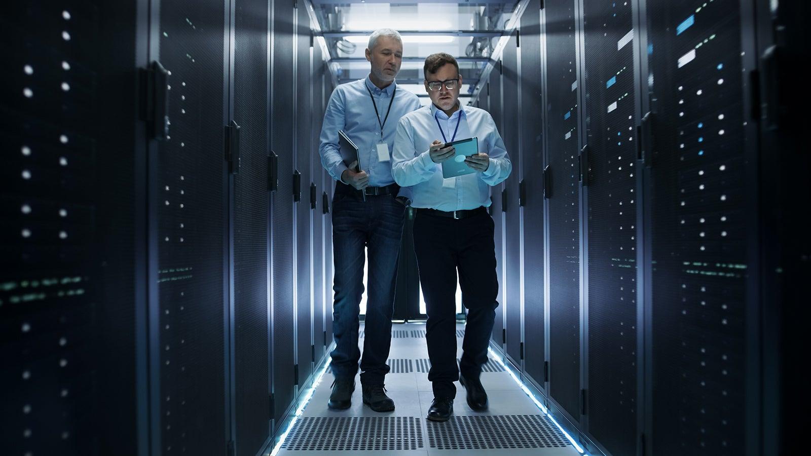 Solutions d'infrastructure de réseaux Lumen