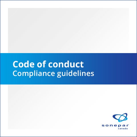 English code of conduct and compliance guidelines