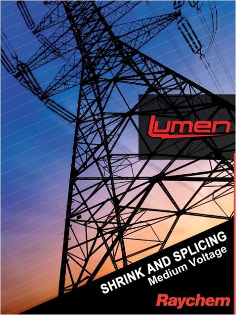 Raychem Shrink and Splicing Medium Voltage Catalogue