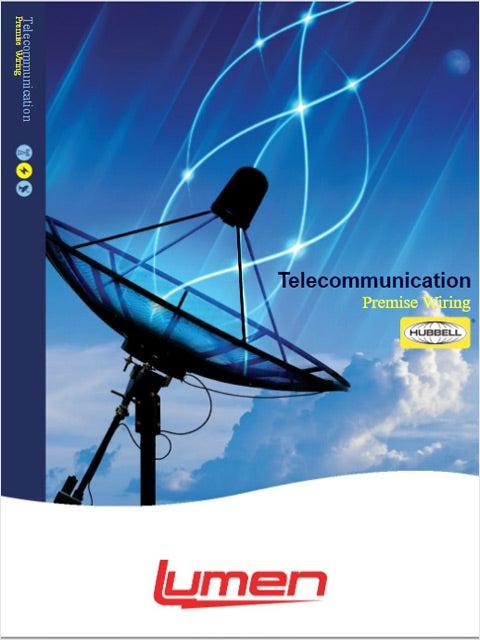 Hubbell - Telecommunication Premise Wiring