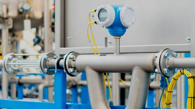 New partnership with Endress + Hauser