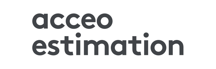 Logo Acceo Estimation