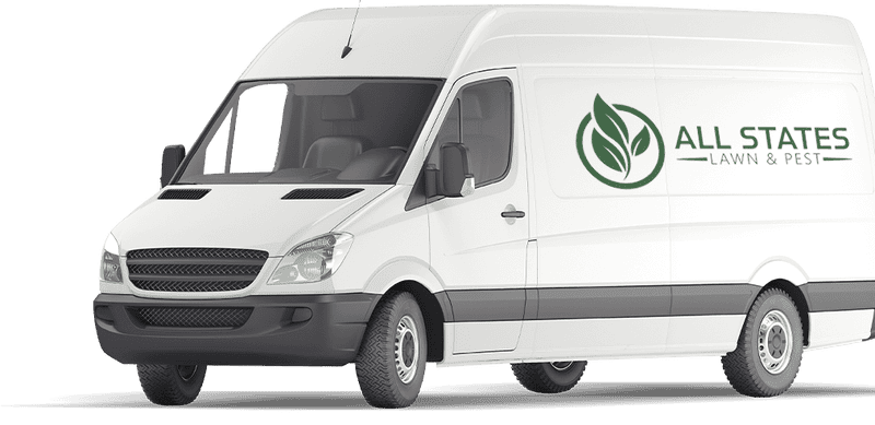 All States Lawn and Pest Company Vehicle